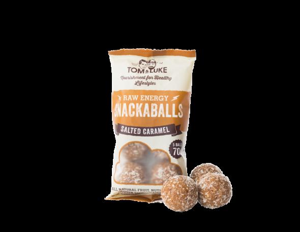 Salted Caramel Snackaballs
