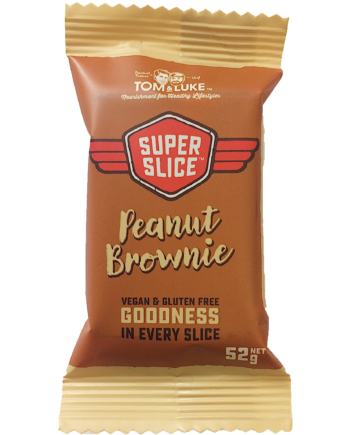Peanut Brownie Super Slice
