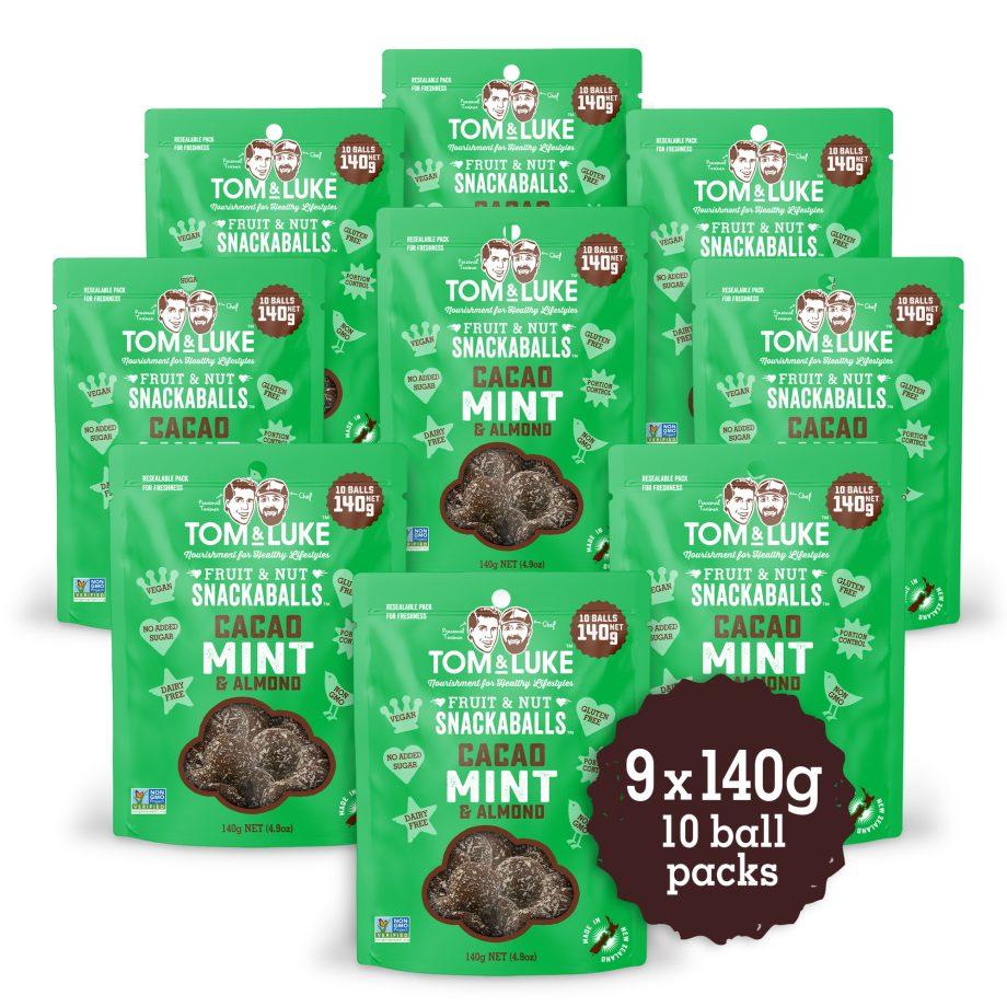 140g Mint multi packs