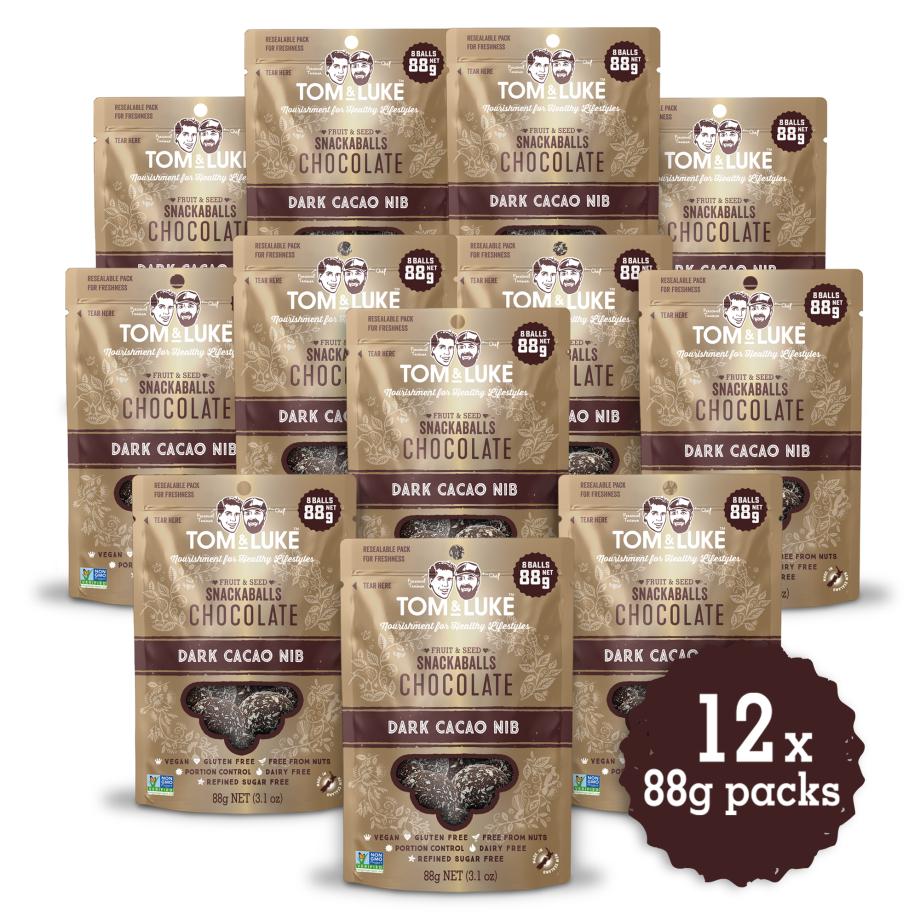 12 x Cacao Nib multi packs