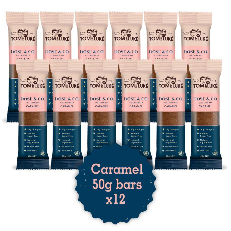 12x50g_Dose Caramel multi packs